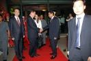 Saman Sarathchandra with H.E. President Xi Jinping