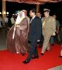 Saman Sarathchandra with His Highness Kuwait's Prime Minister Sheikh Nasser Al-Mohammed Al-Ahmad Al-Jaber Al-Sabah