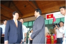 Saman Sarathchandra with H.E Mr. Nguyen Tan Dung, Prime Minister of the Socialist Republic of Vietnam