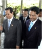Saman with H.E Mr. Nguyen Tan Dung, Prime Minister of the Socialist Republic of Vietnam